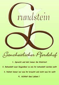 Die Regeln von Grundstein 8